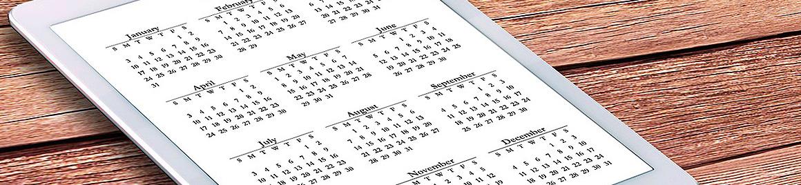 Headway Calendar