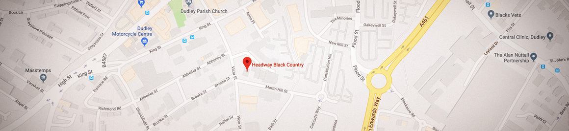 Contact Us | Headway Black Country